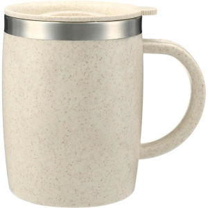 Dagon Wheat Straw Mug w/ Stainless Liner 14oz