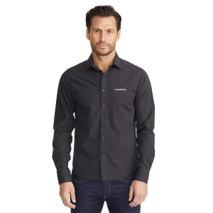 UNTUCKit Black Stone Wrinkle-Free Long Sleeve Shirt - Men's